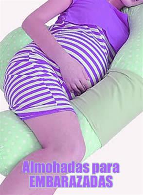 precios de almohadas para embarazadas baratas