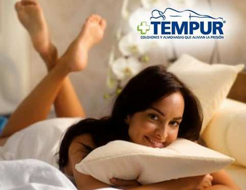 almohadas cervicales tempur