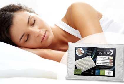 almohadas viscoelásticas nasa