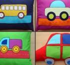 diseños de almohadones para niño
