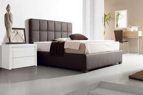 3 opciones de cabeceros de cama tapizados 2018 - Cuadros para cabecero de cama ...