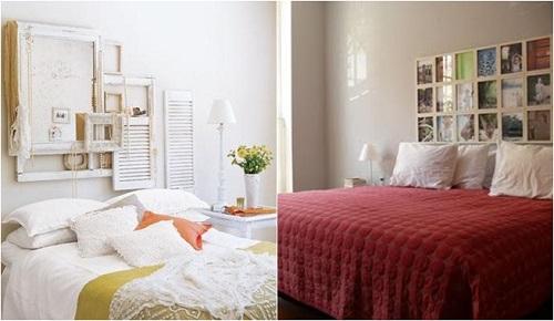 Como Hacer Un Cabecero De Cama Economico Fabulous Espejos Para El - Como-hacer-cabeceros-de-cama-originales