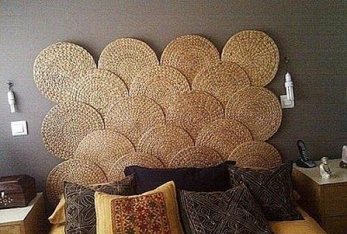 Cabeceros de cama originales 5 opciones para realizar - Cabeceros cama caseros ...