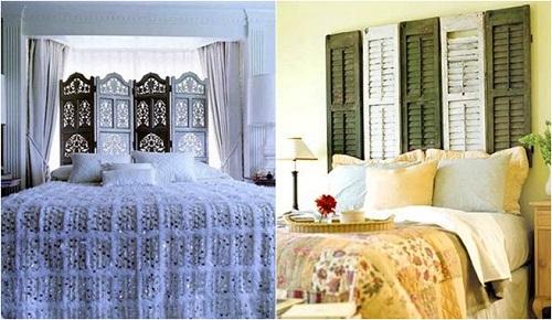 Cabeceros de cama originales 5 opciones para realizar - Cabeceros de cama vintage ...