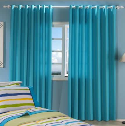 Cortinas para dormitorio 6 puntos a tener en cuenta for Cortinas dobles para dormitorios