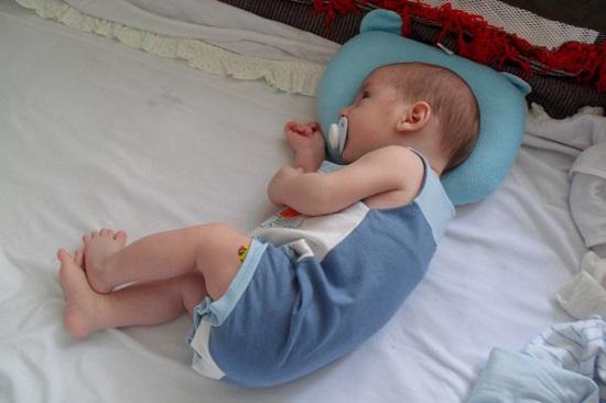 almohadas de bebes