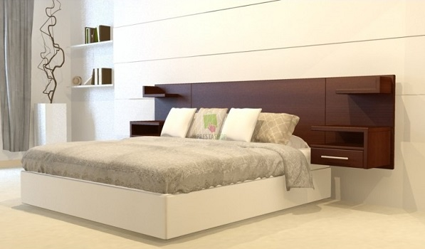 Variedad de Diseños de espaldares de cama King
