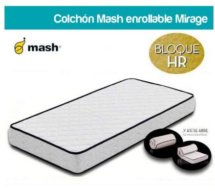 colchones mash mirage