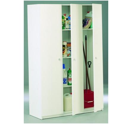 Los armarios multiusos con 3 puertas