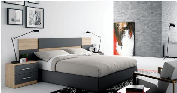 Dormitorio de matrimonio L-02999661