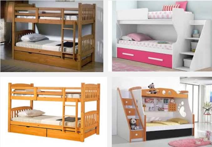 Camas literas para ninas dormitorios elevados para nias - Literas para ninas ...