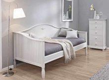 cama diván de madera