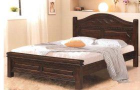 camas de madera