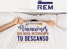 Catálogo de Colchones REM