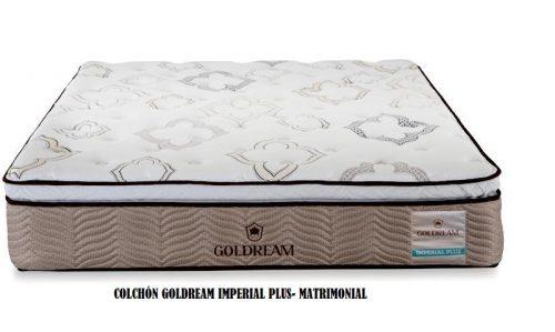 Colchón GOLDREAM IMPERIAL Plus