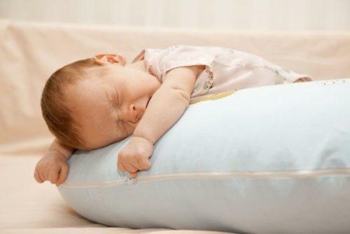 Recomendaciones en cuanto a las almohadas infantiles