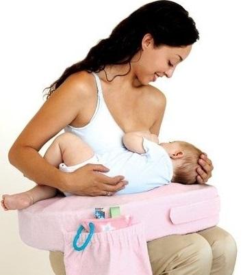 Almohadas para lactancia