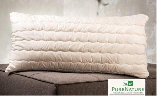 Almohadas de algodón orgánico