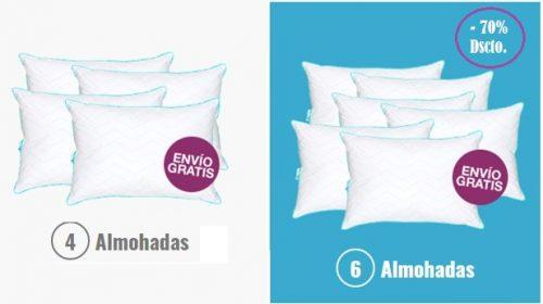 Ofertas almohadas INOVA