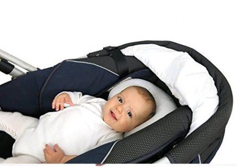 Almohadas bebé entre 1 y 10 meses