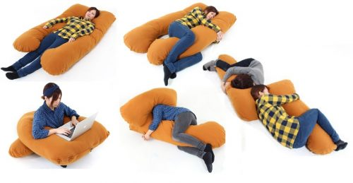 Almohadas multifuncionales