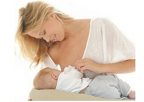 Almohadas de lactancia y sus riesgos