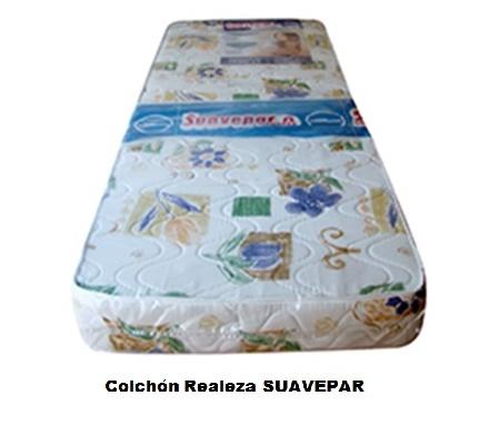 Colchón Realeza SUAVEPAR