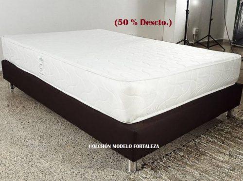 Colchón modelo FORTALEZA