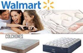 Walmart COLCHONES