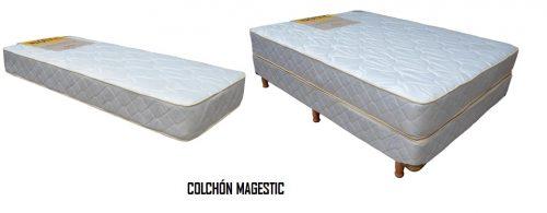 Colchones MAGESTIC