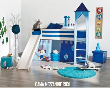 Cama mezzanine Conforama
