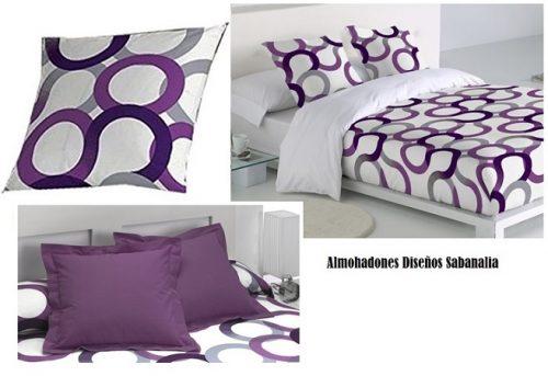 Almohadones para cama dise os hermosos desde 0 99 - Fabricantes de sabanas en espana ...
