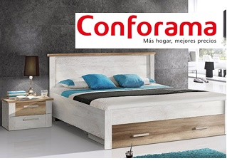 Dormitorios matrimoniales conforama 2018 - Dormitorios conforama 2017 ...
