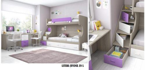 Folleto dormitorios juveniles merkamueble online 2017 - Merkamueble camas ...