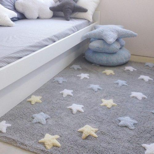 combinar y decorar la alfombra