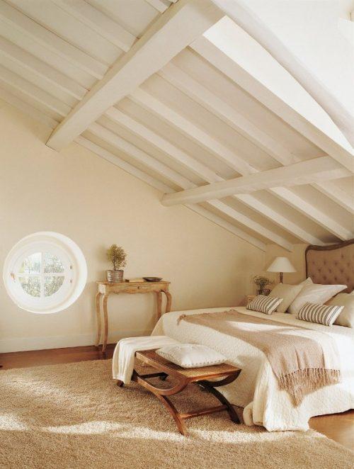 Delimitación de los espacios con alfombras