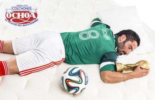 Colchones Ochoa marca mexicana