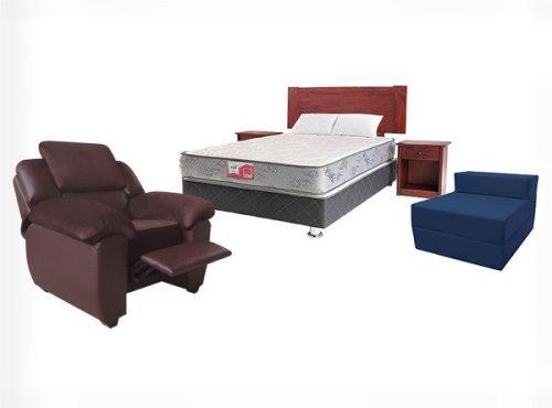 Colchones Forli dormitorio 100 Classic 2 plazas
