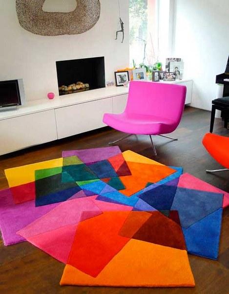 alfombras modernas 8 espectaculares modelos 2018