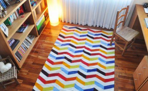 materiales de alfombras de lana