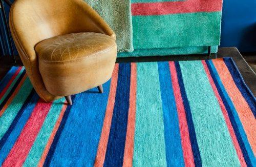 limpieza para alfombra de lana