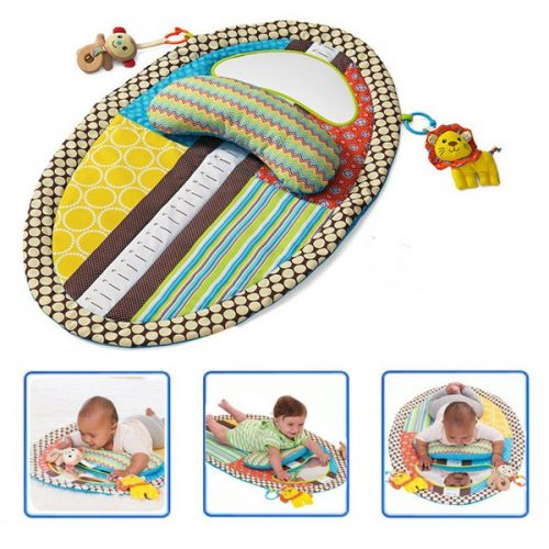Alfombra puzzle bebés chiquitos