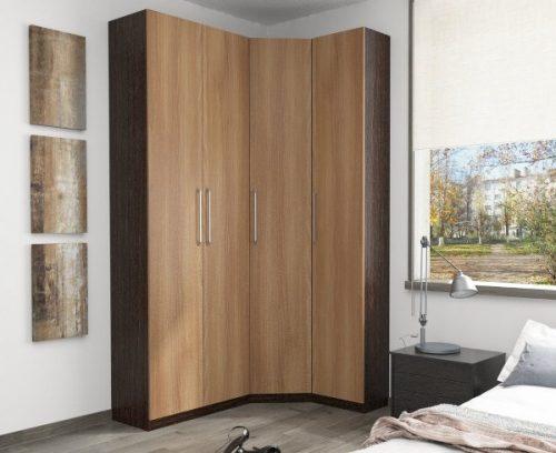 armarios esquineros para habitaciones de adultos