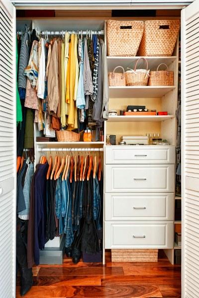 Consejos para organizar tus armarios