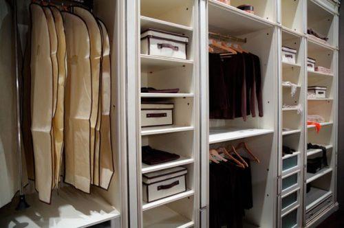 8 consejos para el orden de tu closet