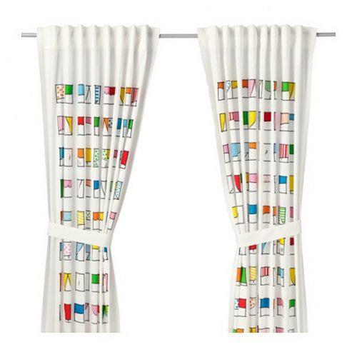 Cortinas LEROY MERLIN: Diseño para niños, salón, baños y