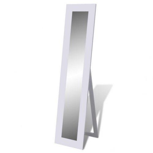 Espejos de pie baratos cat logo para sala y dormitorio for Espejos blancos baratos