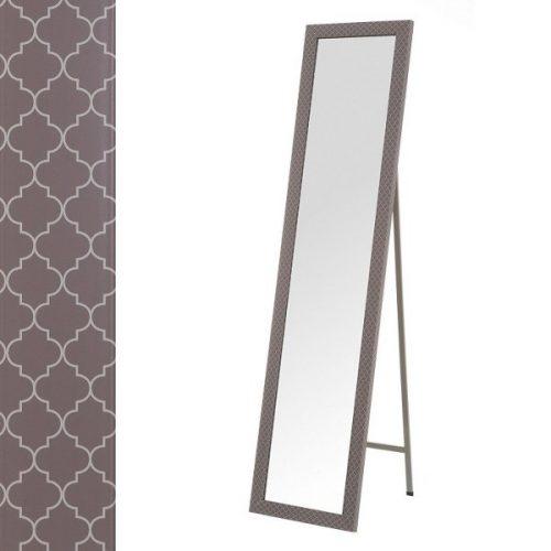 Espejos de pie baratos árabe marrón