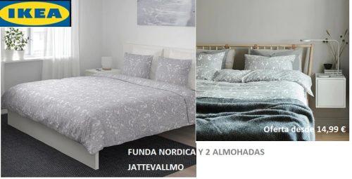 FUNDA NÓRDICA JATTEVALLMO