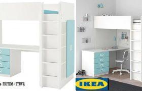 Literas IKEA: Diseños para adultos y niños